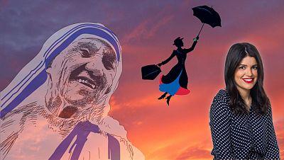 La estación azul de los niños - Teresa de Calcuta y Mary Poppins - 14/10/17 - escuchar ahora
