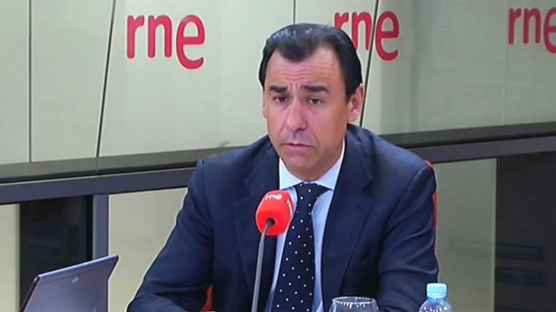Las mañanas de RNE - Martínez-Maillo rechaza que se esté sustituyendo a las instituciones catalanas - Escuchar ahora