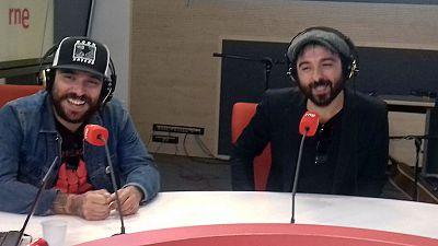 Las mañanas de RNE - Sidecars presenta en directo 'Cuestión de gravedad' - Escuchar ahora