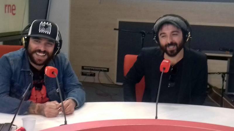 """Las mañanas de RNE - Sidecar interpreta en directo """"Tu mejor pesadilla"""" - Escuchar ahora"""