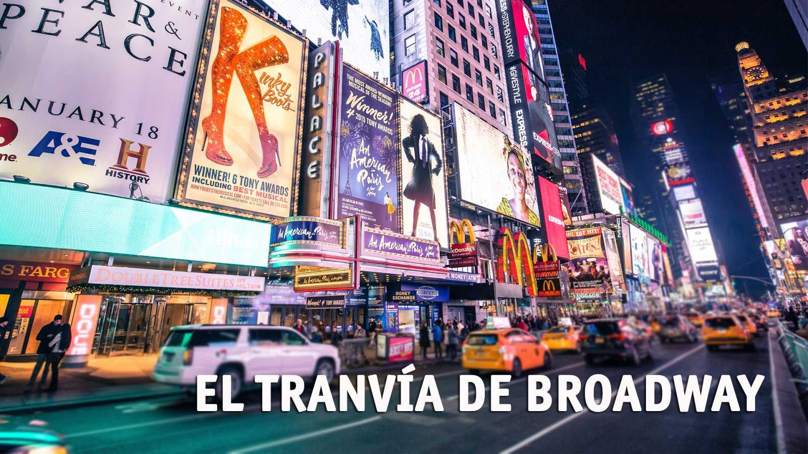 El tranvía de Broadway - Irma La Douce.1960 Broadway - 23/10/17 - escuchar ahora