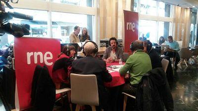 Radio 5 Actualidad - Programa especial desde la Seminci - 24/10/17 - Escuchar ahota