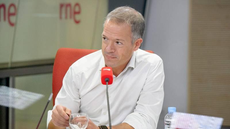 Las mañanas de RNE - Ander Gil (PSOE) insiste en rechazar el 155 si Puigdemont convoca elecciones - Escuchar ahora