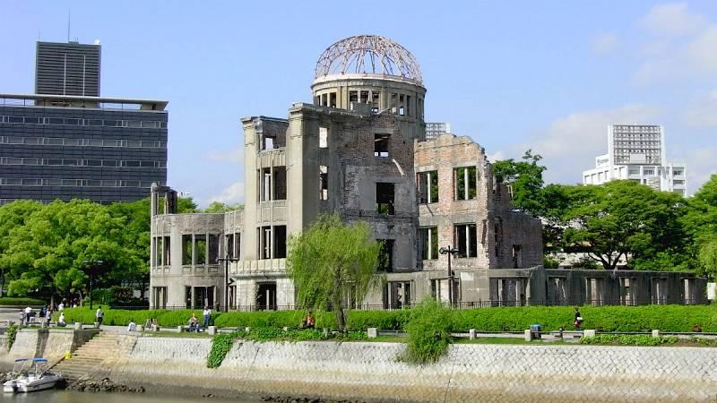 Nómadas - Hiroshima, zona de paz - 29/10/17 - escuchar ahora