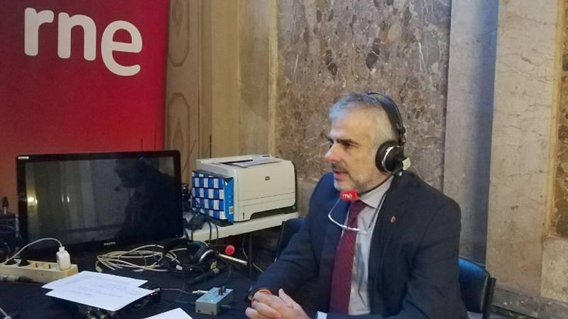 Las mañanas de RNE - Carlos Carrizosa (Cs) da por hecho que habrá DUI - Escuchar ahora