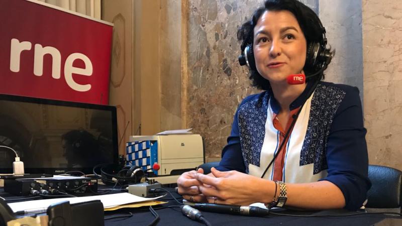 Las mañanas de RNE - Eva Granados (PSC) cree que Puigdemont está cada vez más solo - Escuchar ahora