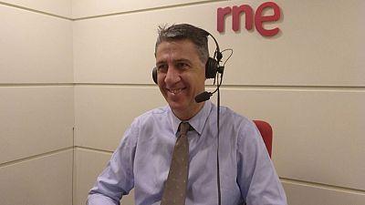 Las mañanas de RNE - García Albiol (PP) cree que prevalecerá la posición de los independentistas más radicales - Escuchar ahora