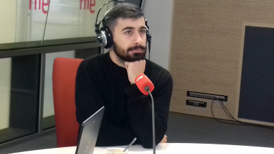 """Las mañanas de RNE - Rayden atribuye su éxito al """"poso"""" que dejan sus letras - Escuchar ahora"""