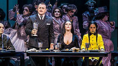 Las mañanas de RNE - 'La familia Addams', un éxito de Broadway, en el Teatro Calderón - Escuchar ahora