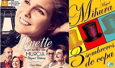 Juntos paso a paso. Homenaje a Miguel Mihura. Escuchar ahora.