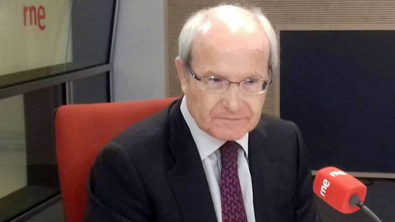 Las mañanas de RNE - Montilla (PSC) critica que los alcaldes independentistas lleven la vara de mando a Bruselas - Escuchar ahora