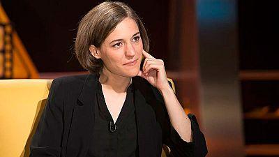 Diario de las 2 - Carla Simón, Premio El Ojo Crítico de RNE de Cine - Escuchar ahora