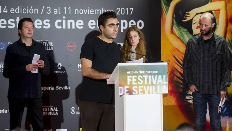 """""""A fábrica de nada"""" se lleva el más preciado galardón del Festival de Cine Europeo - Escuchar ahora"""
