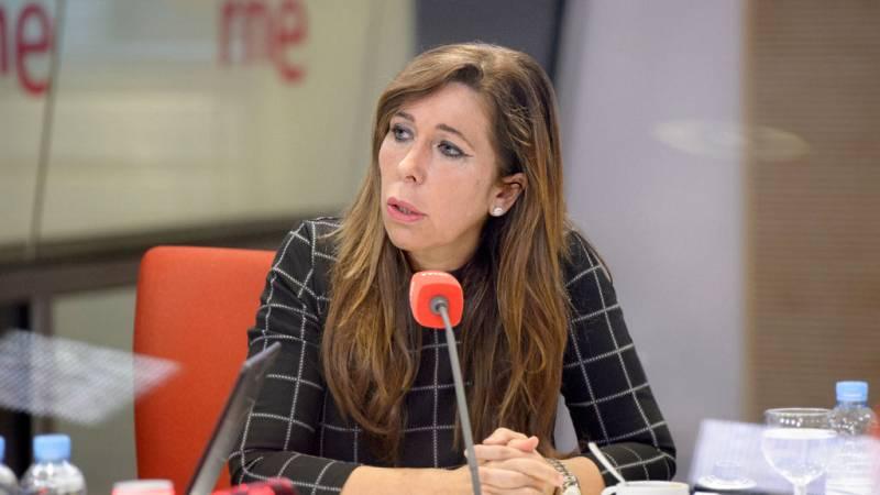 Las mañanas de RNE - Sánchez-Camacho insiste en la necesidad de que el bloque constitucionalista se una de cara al 21D - Escuchar ahora