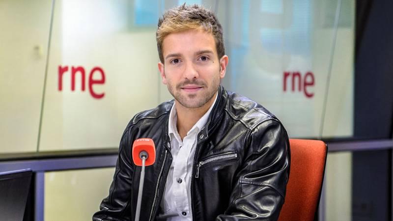 Las mañanas de RNE - Pablo Alborán nos presenta su nuevo disco, 'Prometo' - Escuchar ahora