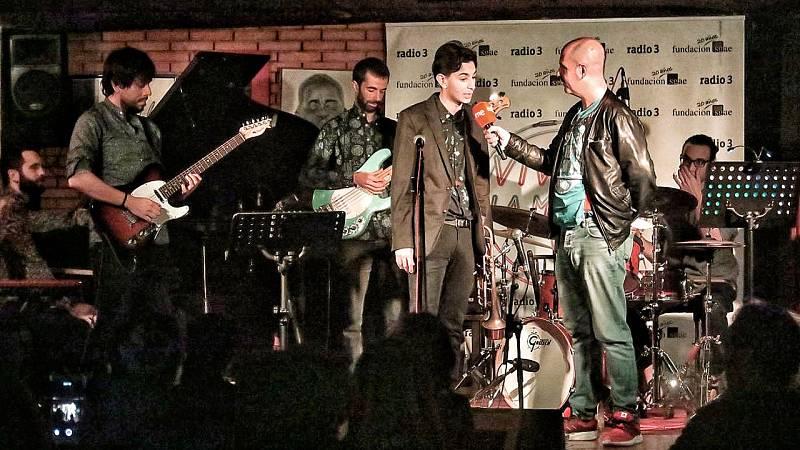 Viva La Música Viva: Pere Navarro Quintet - 14/11/17 - escuchar ahora