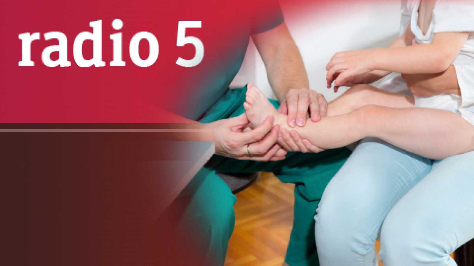 Cita previa en R5 - Intervenciones por hernia en la columna vertebral - 17/11/17 - Escuchar ahora