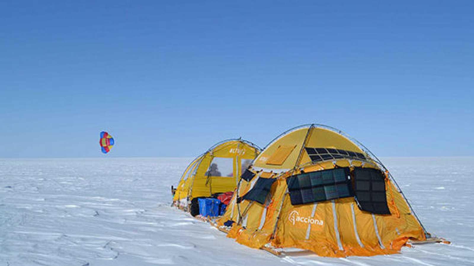Artesfera - Expedición Río de Hielo Groenlandia 2017 - 17/11/17 - escuchar ahora