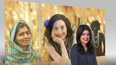 La estación azul de los niños - Malala, Chanel y Elsa Punset - 18/11/17 - escuchar ahora