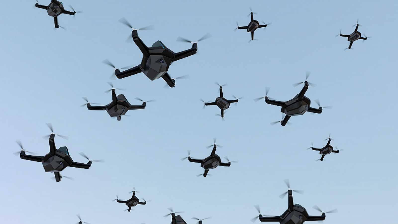 Por todo lo alto - Drones para inspecciones de seguridad - 22/11/17 - Escuchar ahora