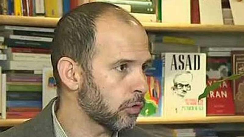 Las mañanas de RNE - Ignacio Álvarez-Ossorio, pesimista sobre la paz en Siria - Escuchar ahora