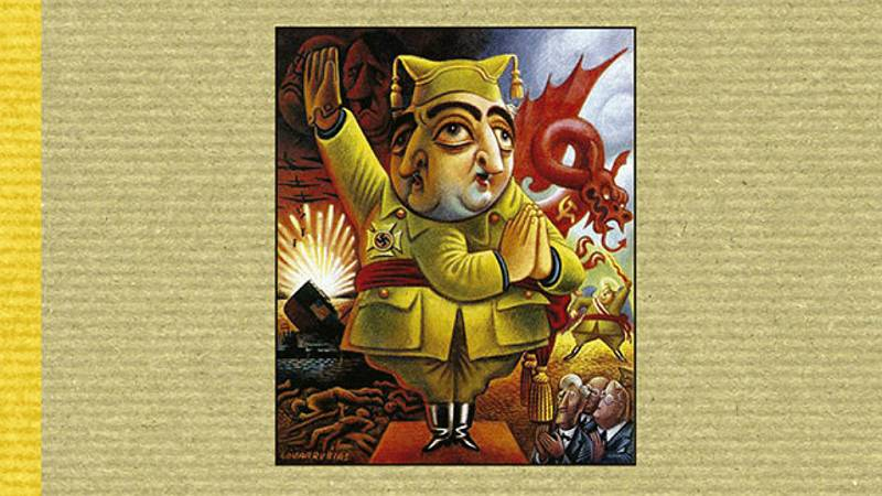 Libros para comprender - El cerco aliado - 01/12/17 - Escuchar ahora