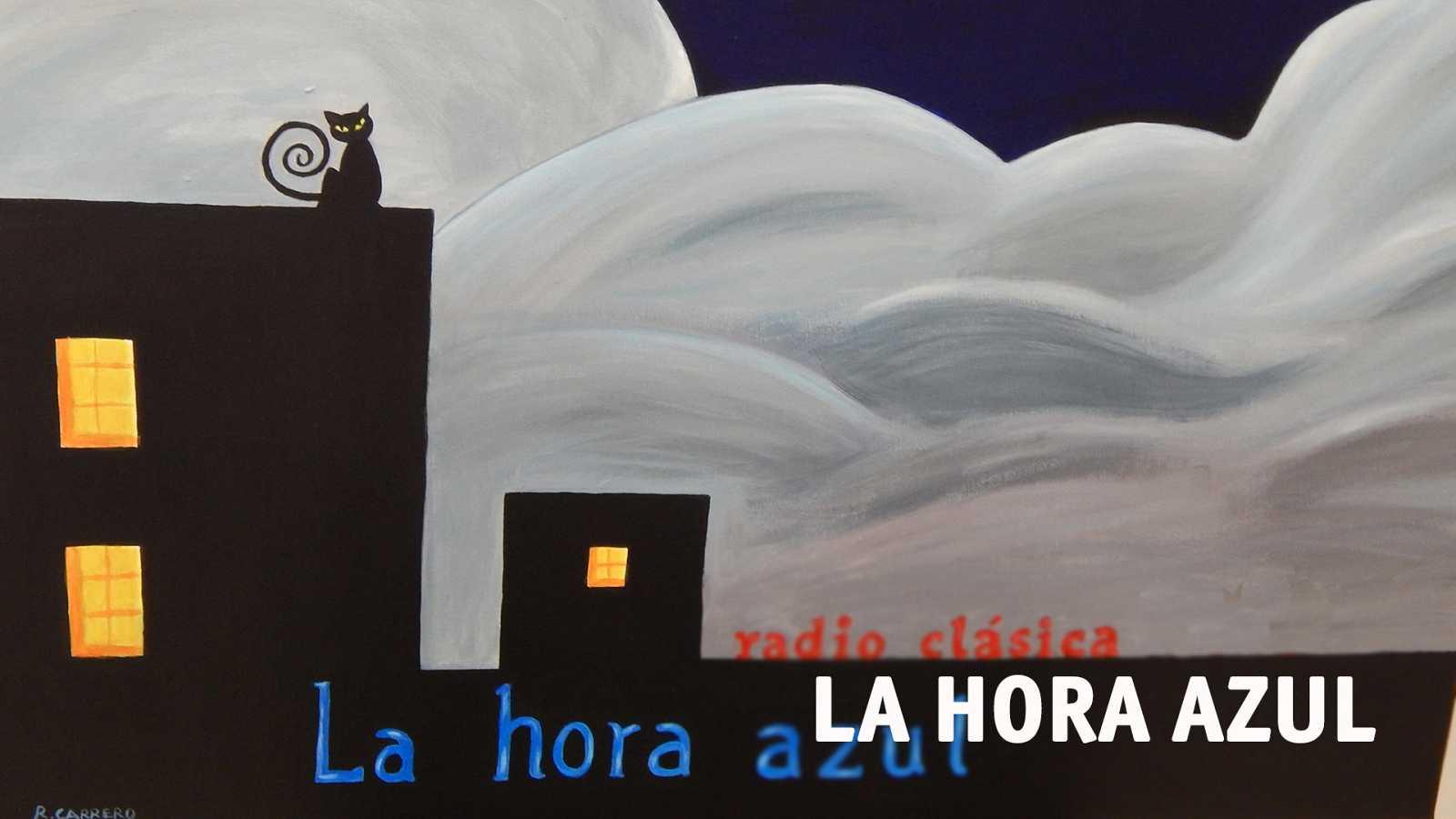 La hora azul - Albéniz, Miguel  Baselga, y Manuel Comesaña - 06/12/17 - escuchar ahora