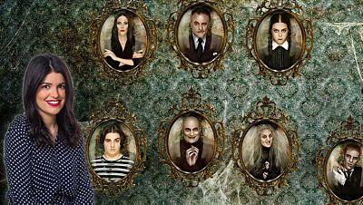 La estación azul de los niños - La familia Addams y museos sorprendentes - 09/12/17 - escuchar ahora