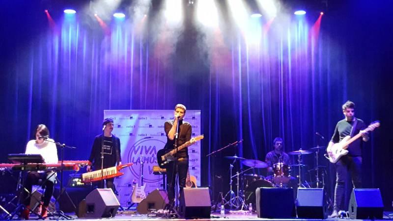 Viva La Música Viva: Dorian - 15/12/17 - escuchar ahora