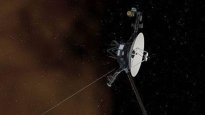 Documentos RNE - Las Sondas Voyager, una odisea interestelar - 27/07/18 - escuchar ahora