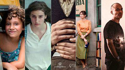 De película - 'Los últimos jedi' acompañan a los nominados a los Goya - 16/12/17 - escuchar ahora