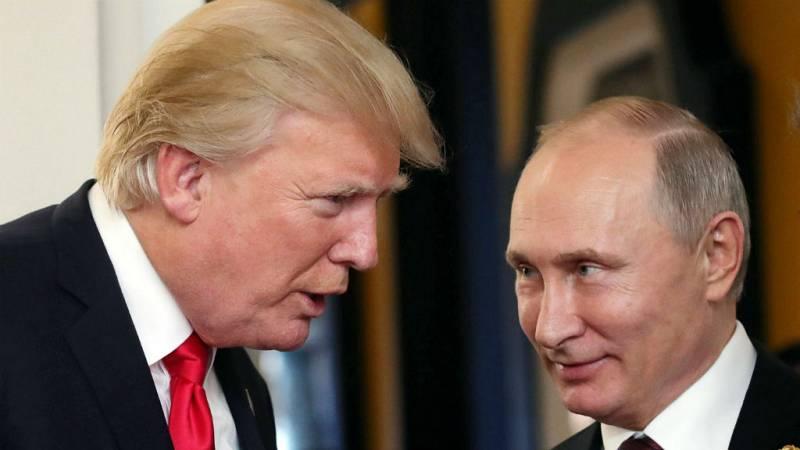 Las mañanas de RNE - Putin agradece a Trump evitar la comisión de un atentado - Escuchar ahora