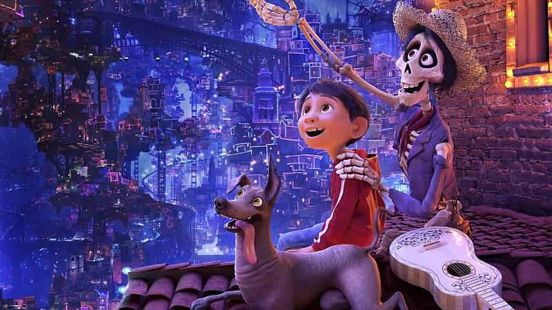 De cine - 'Coco', un viaje por las tradiciones mexicanas - 18/12/17 - escuchar ahora