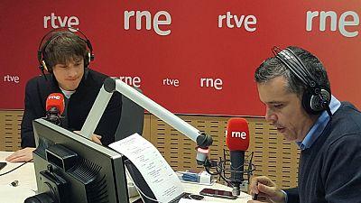 """Las mañanas de RNE - Jordi Cruz: """"Un peque hace de todo si le das cancha"""" - Escuchar ahora"""