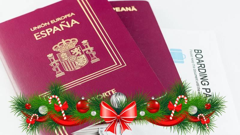 Europa abierta - Navidad: Jóvenes españoles emigrados - escuchar ahora