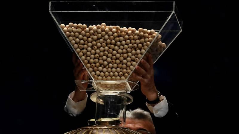 Lotería de Navidad - 03.278, quinto premio del sorteo de la Lotería de Navidad - Escuchar ahora