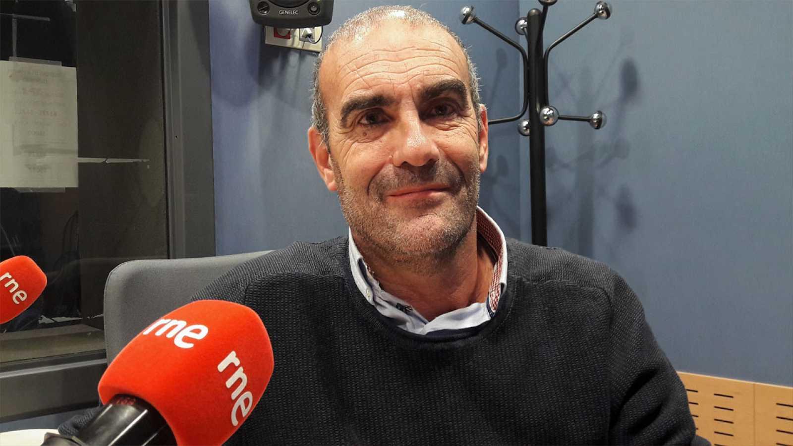 Lletra lligada - Entrevista a Jordi Juanico, responsable del programa SENTIM de Sant Joan de Déu