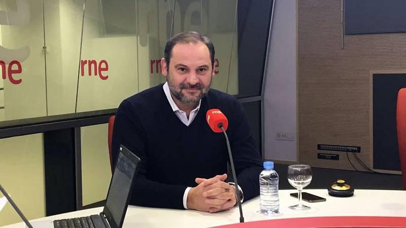"""Las mañanas de RNE - José Luis Ábalos: """"Ciudadanos tiene una actitud de cierta frustración. En política no es todo matemáticas"""" - Escuchar ahora"""