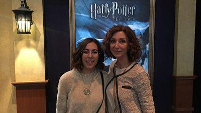 De película - Visitamos el mundo de Harry Potter y jugamos a 'Molly's game' - 06/01/18 - escuchar ahora
