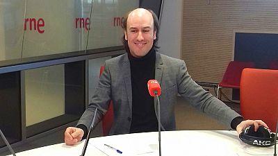Las mañanas de RNE - Carlos Núñez rescata los instrumentos del Pórtico de la Gloria - Escuchar ahora