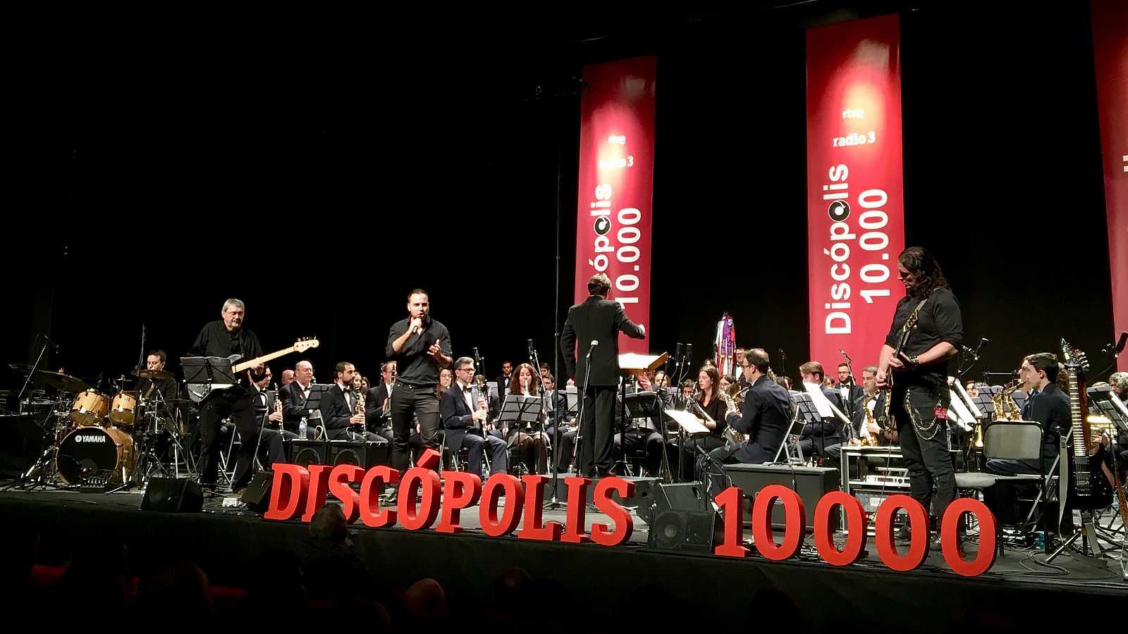 Discópolis 10.016 - Celebración Discópolis 10.000 - 13/01/18 - escuchar ahora