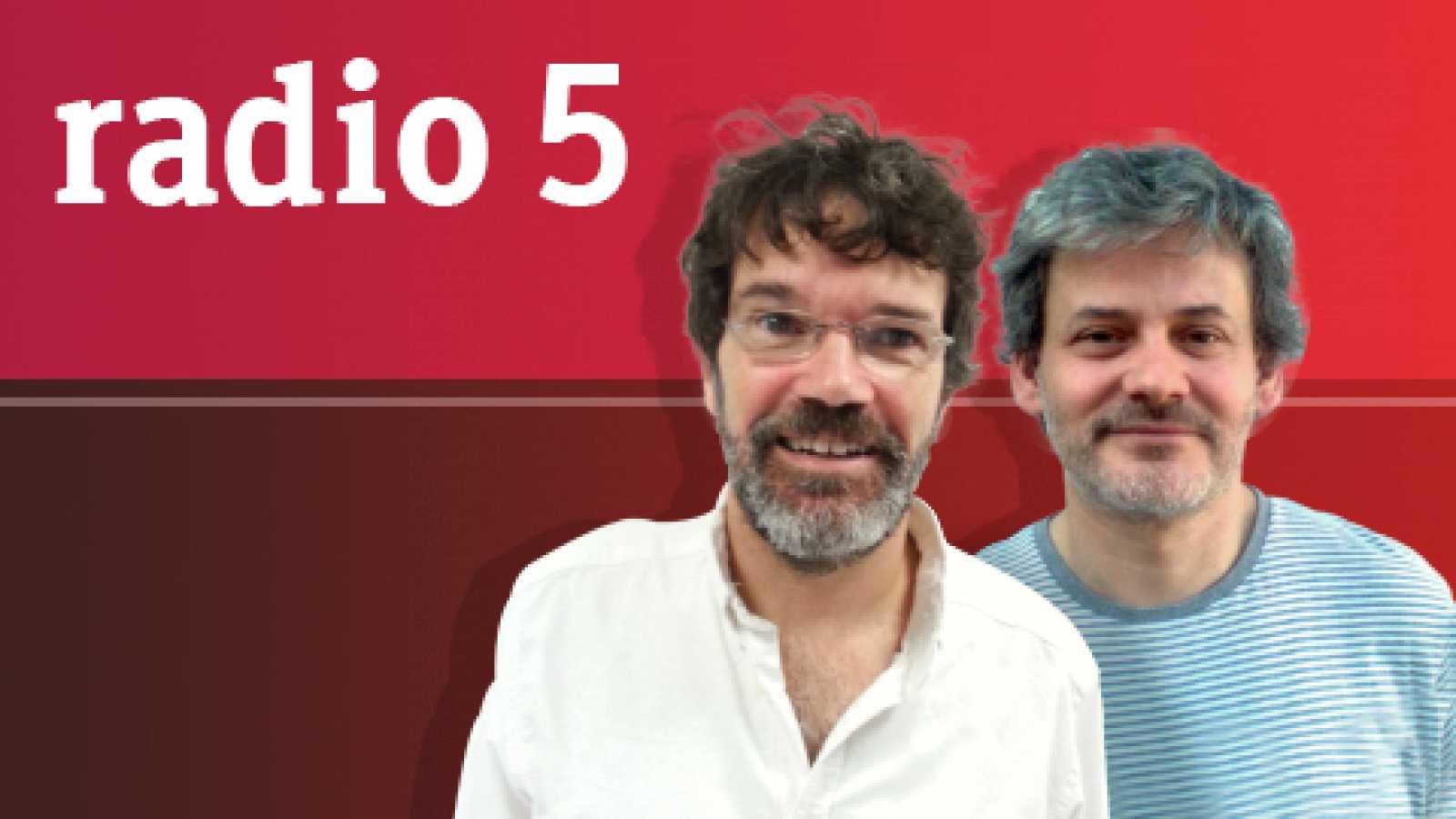 Diálogos en la caverna - La paradoja de Evatlo - 16/01/18 - Escuchar ahora