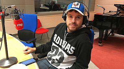 """Las mañanas de RNE - Pablo López: """"No quiero nada más y no amo nada con más fuerza que subirme a un escenario y hacer música""""  - Escuchar ahora"""