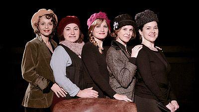 La sala - Mujeres protagonistas por derecho propio y un puñado de buen teatro - 20/01/18 - escuchar ahora