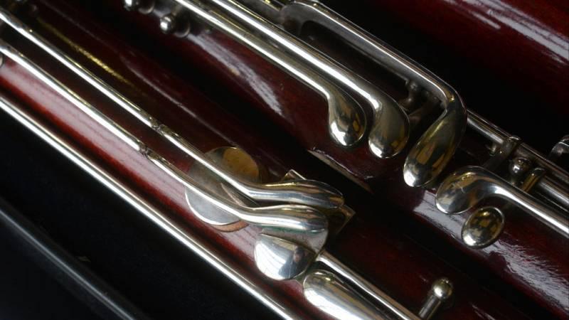 Crescendo - Vivaldi - Concierto en Sol mayor para Fagot. RV 493 - 20/01/18 - escuchar ahora