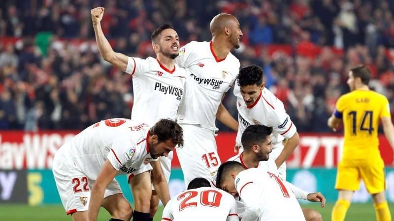 Tablero deportivo - Los goles del Sevilla 3 Atlético de Madrid 1 - Escuchar ahora