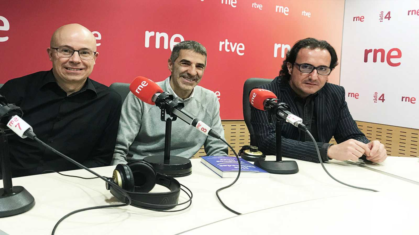 Club 21 - Amb Ferran Ramon Cortés i Miquel Baixas