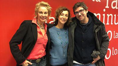 De película - 'El cuaderno de Sara' con Belén Cuesta y previa de los Goya - 03/02/18 - escuchar ahora