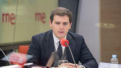 Las mañanas de RNE - Reforma electoral: Rivera anuncia una reunión con el PSOE - Escuchar ahora