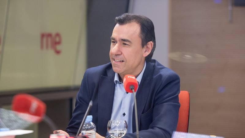"""Las mañanas de RNE - Martínez-Maillo dice que Rivera """"mira demasiado las encuestas y poco el interés general"""" - Escuchar ahora"""